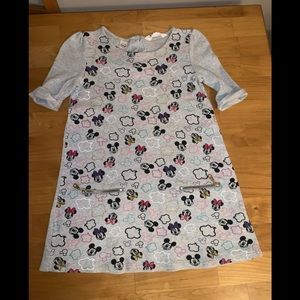 Disney H&M fits dress size 8-10 Mickey Minnie